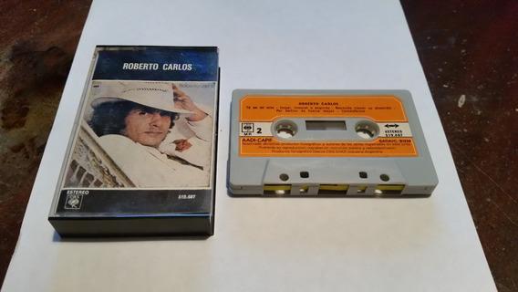 Roberto Carlos Cassette Nacional Año 1977 Cbs