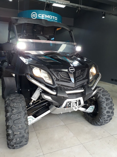 Zforce 800 Utv Cfmoto No Can Am Polaris 2016 Impecable!