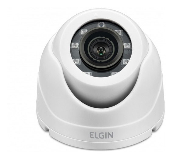 Camera Digital Elgin Mini Dome 4 Em 1 Full Hd 1080p
