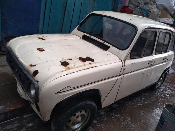 Renault 77 Renault 4 Export