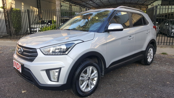 Hyundai Creta 1.6 Gl Connect Automática 2018 44520482