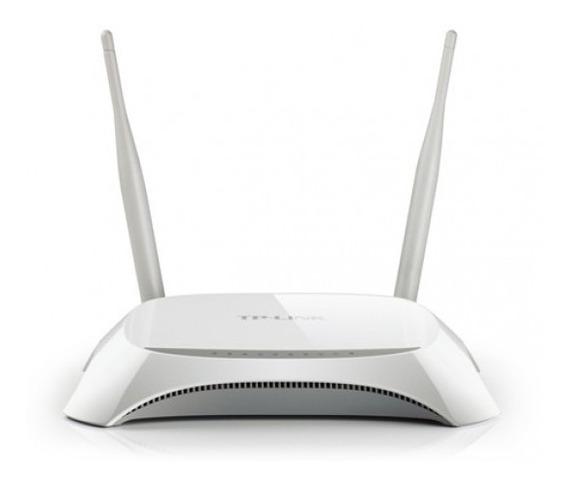 Roteador Wifi 3g/4g 300m Tp-link Tl-mr3420 - Tp Link