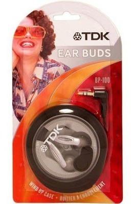 Fone De Ouvido Tdk Ear Buds Bp-100 - Muito Bom!!!