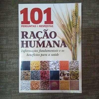 Livro Ração Humana - 101 Perguntas E Respostas Vários