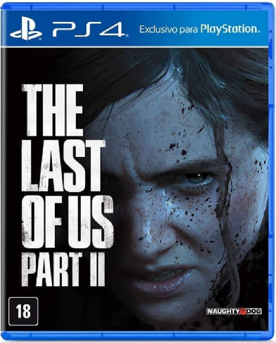 The Last Of Us 2 Ps4 Mídia Física Novo Pronta Entrega