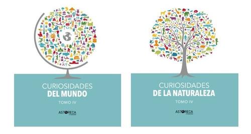 Pack Curiosidades Del Mundo / Naturaleza Tomo Iv Astoreca