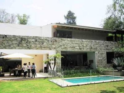 San Angel.- Rento Residencia En Exclusivo Condominio