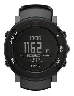 Reloj Suunto Core Alu Deep Black Deportivo Running Altímetro