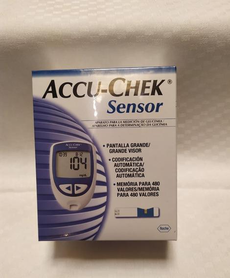 Glucometro Accu-check Sensor ( Roche)