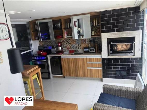 Apartamento Tatuapé - Mobiliado - Varanda Gourmet - Ap2625