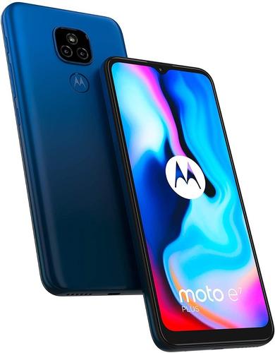 Motorola E7 Plus 64 / 4 Gb 48 Mpx Night Vision 5000mah Amv