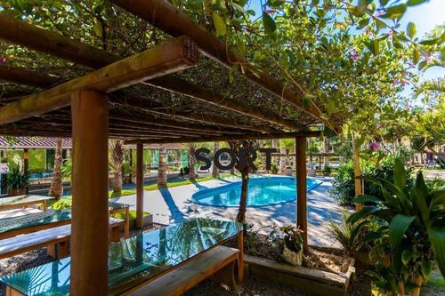 Sítio Jardim Dos Lagos, 3 Dormitórios, `piscina, 3 Lagos, Navegantes. - Si0001