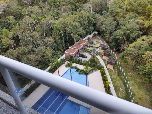 Imagem 1 de 30 de Apartamento Com 3 Dormitórios À Venda, 92 M² Por R$ 795.000,00 - Saco Grande - Florianópolis/sc - Ap3130