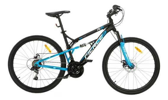 Bicicleta Mountain Bike Fierce Rodado 26 21 Velocidades