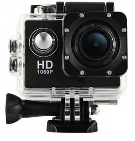Câmera Esportiva Full Hd 1080p