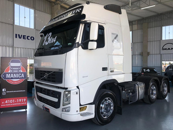 Volvo Globetrotter Fh 540 6x4 2013