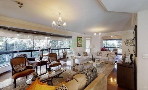 Apartamento Com 4 Dormitórios À Venda, 160 M² Por R$ 589.000,00 - Vila Suzana - São Paulo/sp - Ap1897