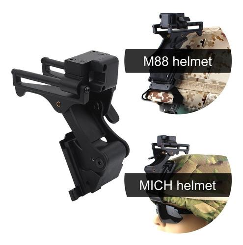 Imagen 1 de 5 de Kit De Montaje De Casco Metálico Mich M88 Nvg Para Pvs-14 V