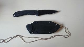 Cuchillo De Cuello Táctico Mod. 4
