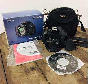 Câmera Canon Powershot Full Hd
