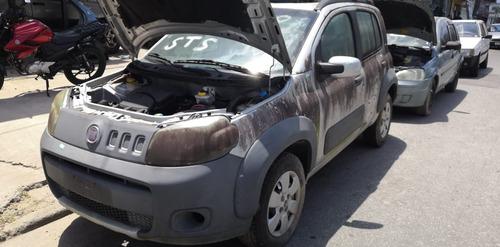 Fiat Uno Way 1.4 2012 2013 (sucata Somente Peças)
