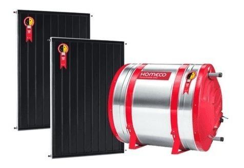 Kit Aquecedor Solar Komeco Boiler 300l Bp 316 + 2 Coletores