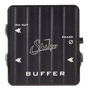 Pedal Suhr Driver De Línea/buffer Para Guitarra