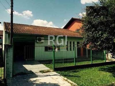Casa Em Novo Esteio Com 4 Dormitórios - Vr27586