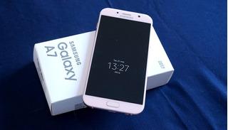 Celular Samsung Galaxy A7 2017 A720 - Dual 32gb 16mp 4g