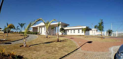 Casa Com 3 Dormitórios À Venda, 260 M² Por R$ 950.000,00 - Central Park Residence Club - Vargem Grande Paulista/sp - Ca17801