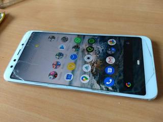Xiaomi Mi A 2 / Pantalla Rota / 6 Meses De Uso / Android 10