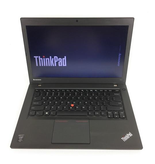 Notebook Lenovo T440 I5 8gb Ram Sem Hd Nf E Garantia