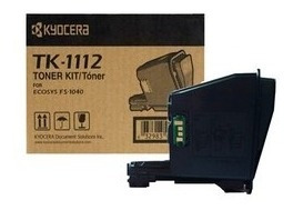 Toner Kyocera Tk-1112 P/1040/1020/1120