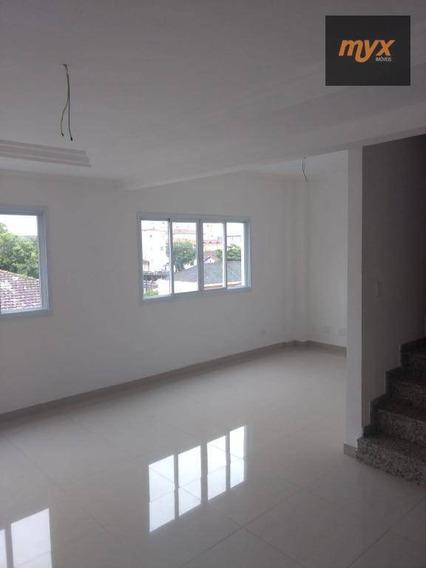 Apartamento Com 3 Dormitórios À Venda, 100 M² Por R$ 520.000,00 - Vila Valença - São Vicente/sp - Ap5666
