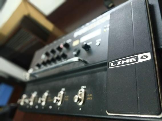 Pedaleira Guitarra Line 6 Pod Hd300