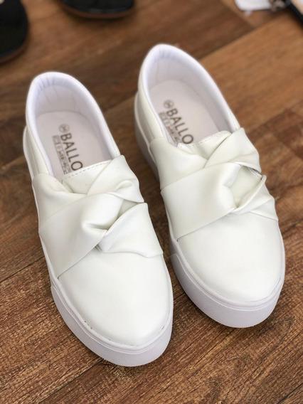 Tenis Branco