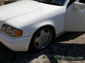Mercedes-benz Clase C 3.0 280 Elegance At 1996