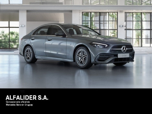 Mercedes Benz C300 Amg Line 2022 C 300