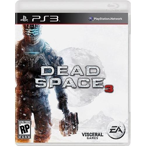 Dead Space 3 Ps3 Mídia Física Lacrado Nfe