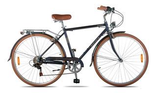 Bicicleta Aurora Mondo 6v Paseo/urbana Rodado 28 Cuotas!!