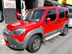 Fiat Dobló Adventure Xingu