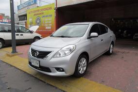 Nissan Versa Exclusive 2013 Automatico