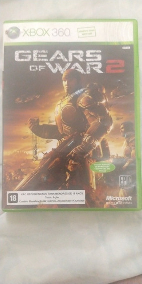 Jogo Gears Of War 2 Xbox 360