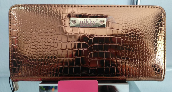 Cartera Nikky By Nicole Lee