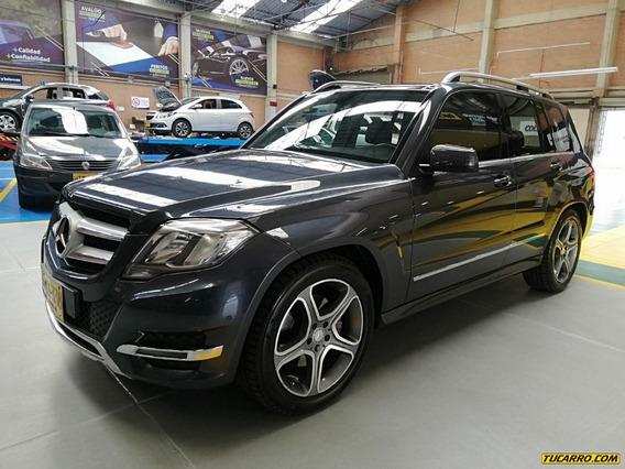 Mercedes Benz Clase Glk 300 4matic