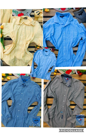 Camisas Tommy Hilfiger Y Náutica G-xl