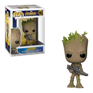 Funko Pop Groot 293 Avengers Marvel Wabro Fionatoys