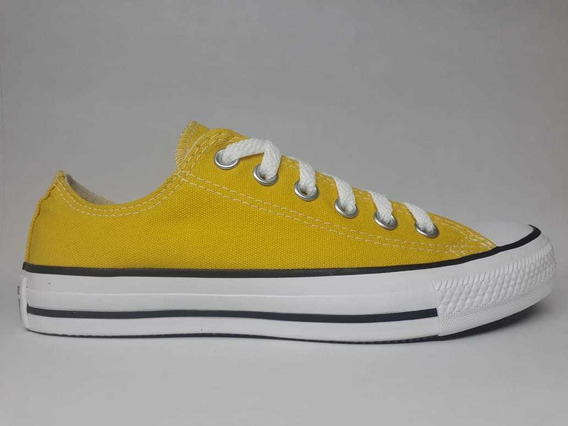 Tênis Converse All Star Amarelo Ref:ct04200034