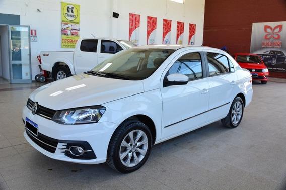 Volkswagen Voyage 2017 Blanco