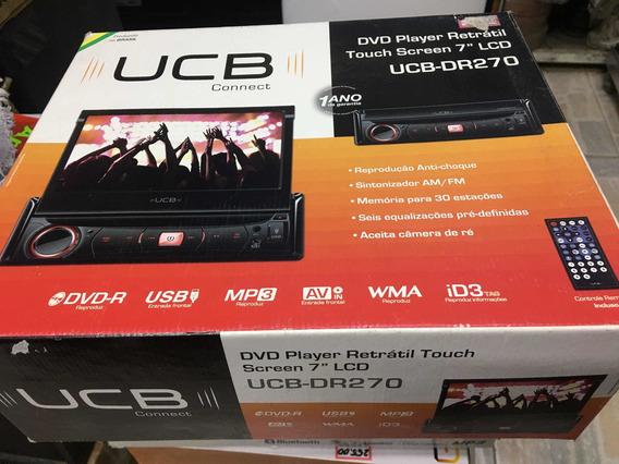 Dvd Retrátil Ucb Dr270
